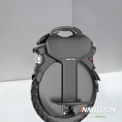 Garde-boue arrière pour trottinette L8 / L8F - nouvelle roue