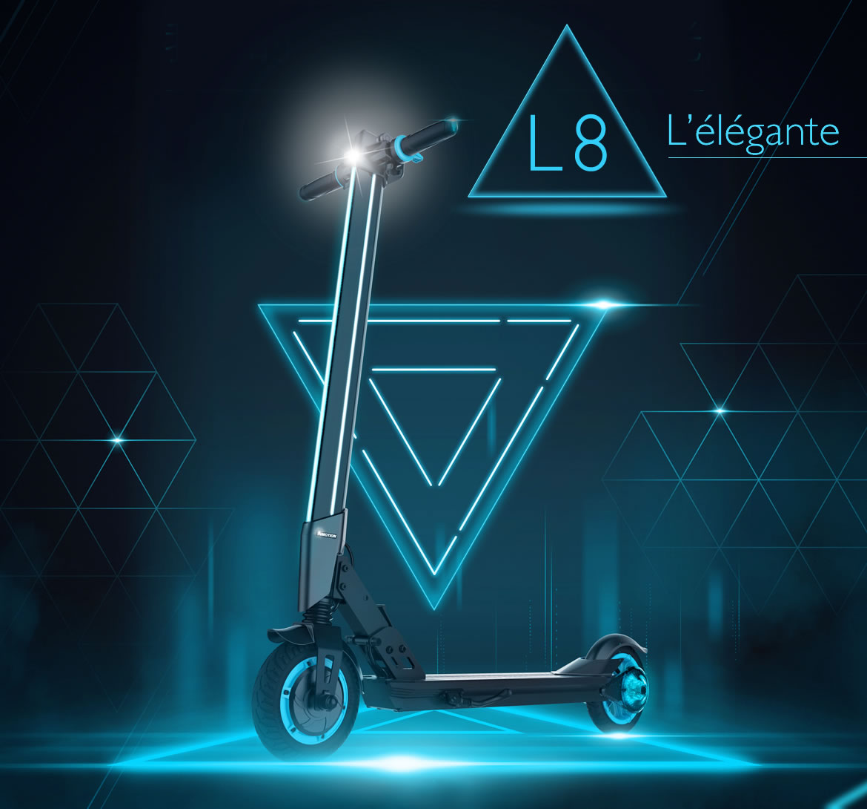Электросамокат Inmotion L8 / L8F обсуждение