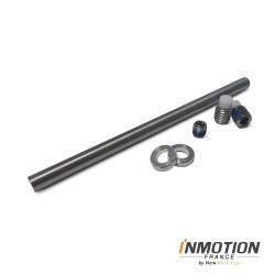 Pedal axle and bolts kit -...