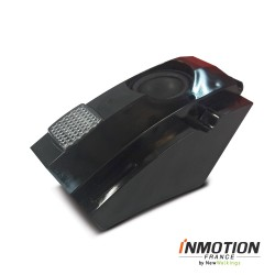 Rear speaker and headlight...