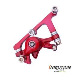 Rear brake shoe - P1, P1F