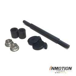 Rear wheel axle (aluminum...