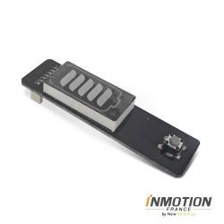 Batterijniveau-indicator...