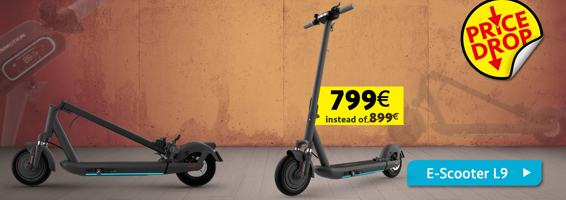 E-Scooter Inmotion L9