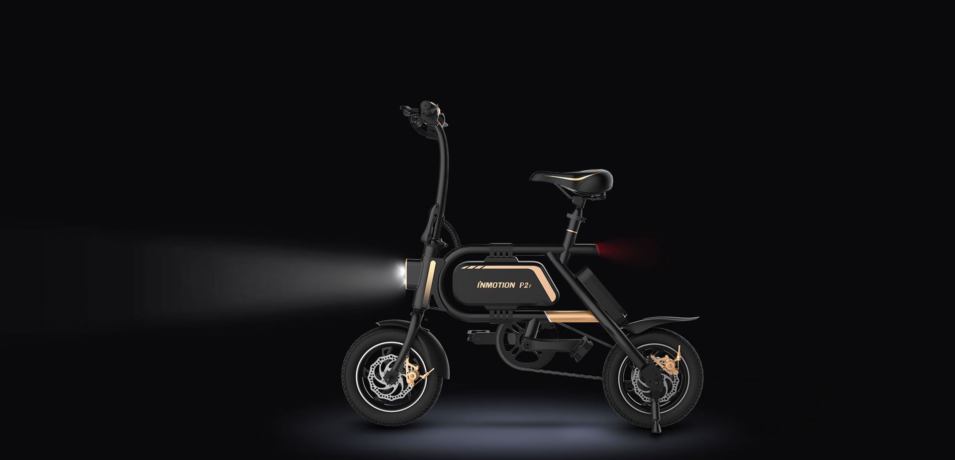 Mini-scooter P2/P2F
