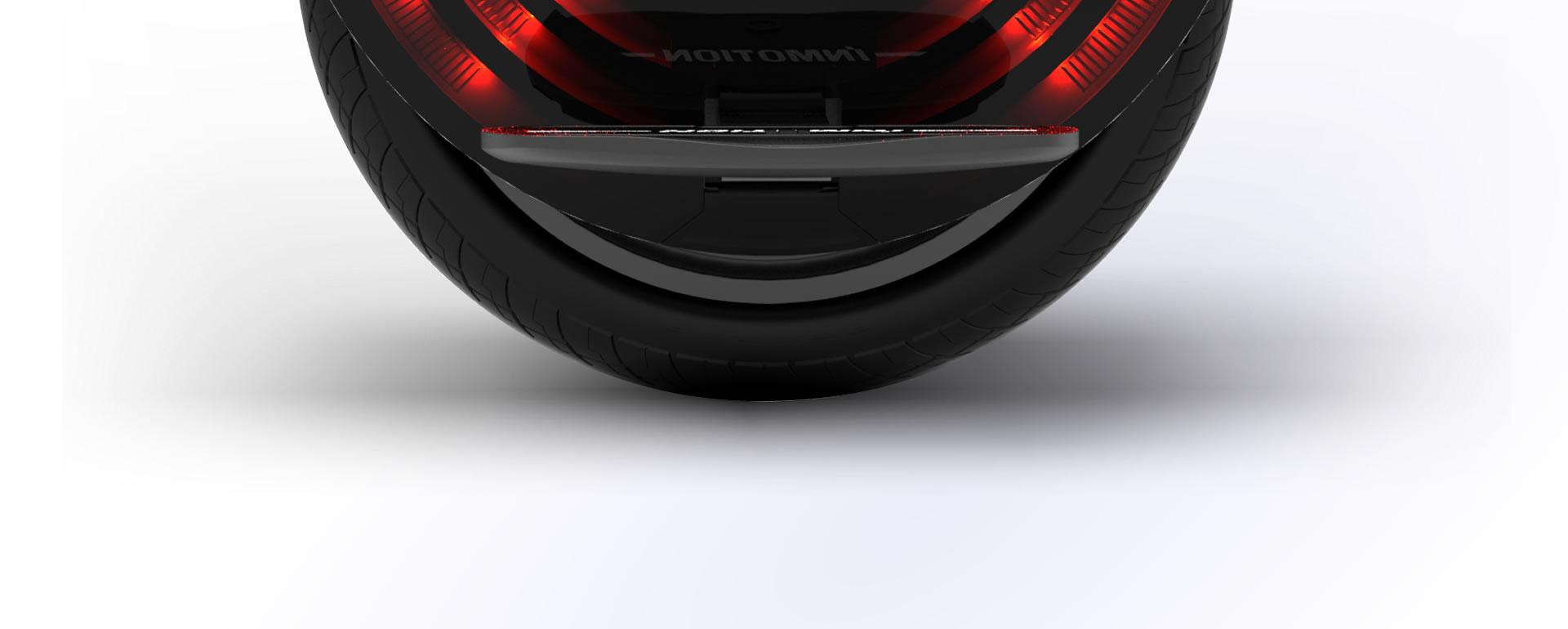 Nouvelle gyroroue V8F
